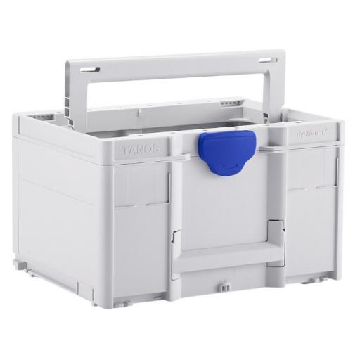 Systainer³ Caddy Box M 237 (Light Grey)