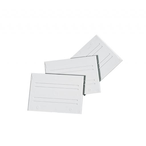 Set of 3 drawer dividers