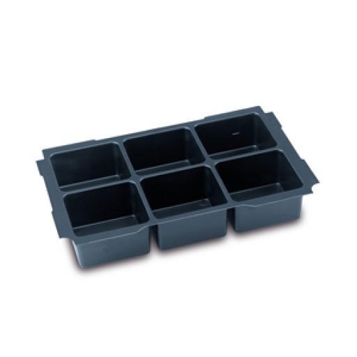 MINI 6 compartment insert