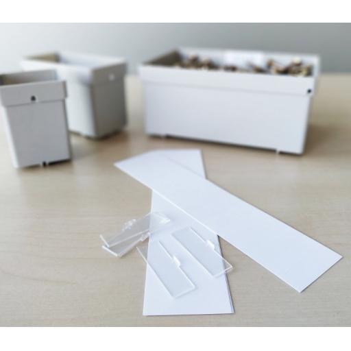 Label set for Systainer³ Organiser insert boxes