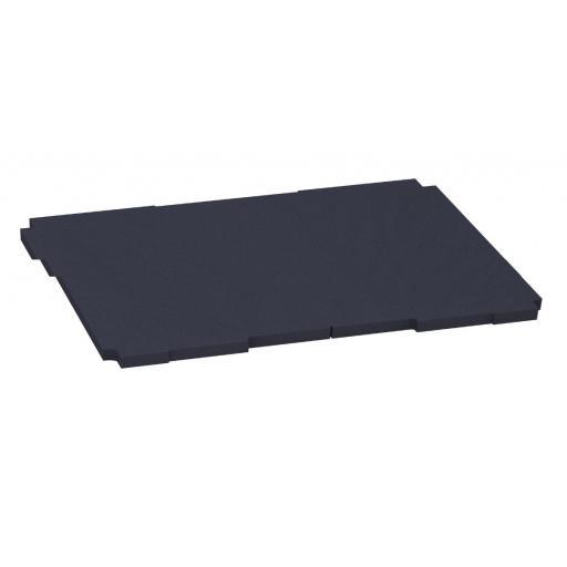 Base foam rigid 10mm - fits Systainer³ L & Midi T-Loc