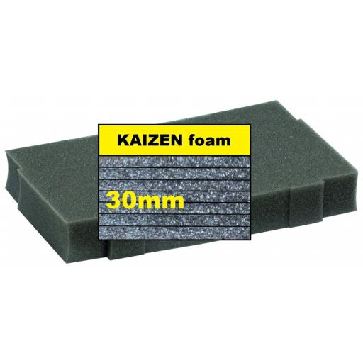 """Kaizen"" MINI insert foam 30mm"