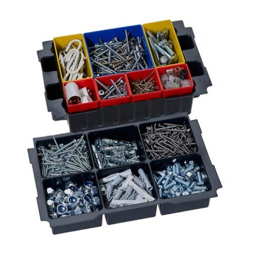 Box insert set, 6 compartments, for MINI-systainer® III