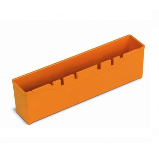 Box insert (Orange) 49x245mm