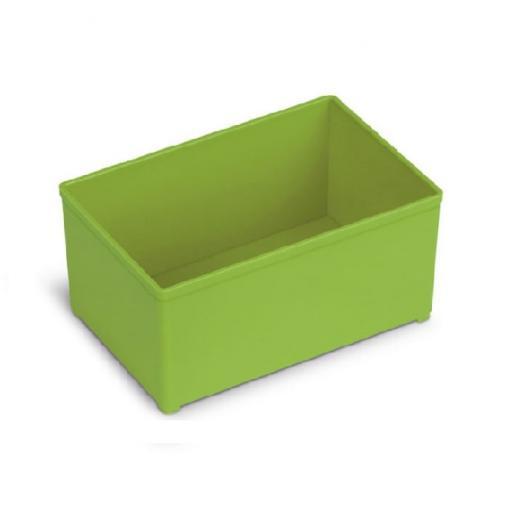 Box insert (green) 98x147mm