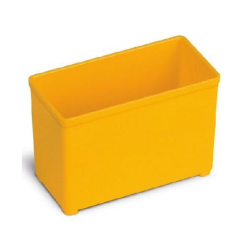 Box insert (yellow) 49x98mm