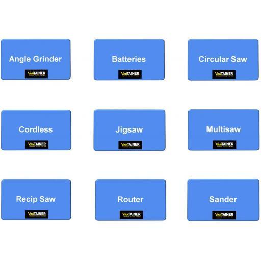 BLUE - Content ID Labels