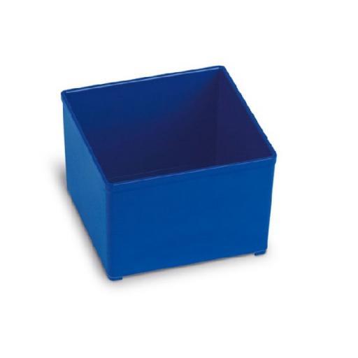 Box insert (blue) 98x98mm
