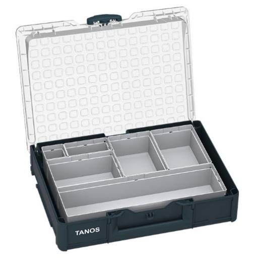 Systainer³ Organiser M 89 with 6 insert boxes (Anthracite)