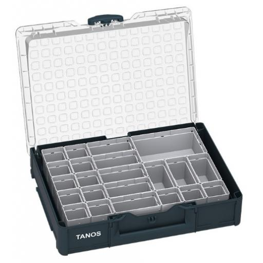 Systainer³ Organiser M 89 with 22 insert boxes (Anthracite)